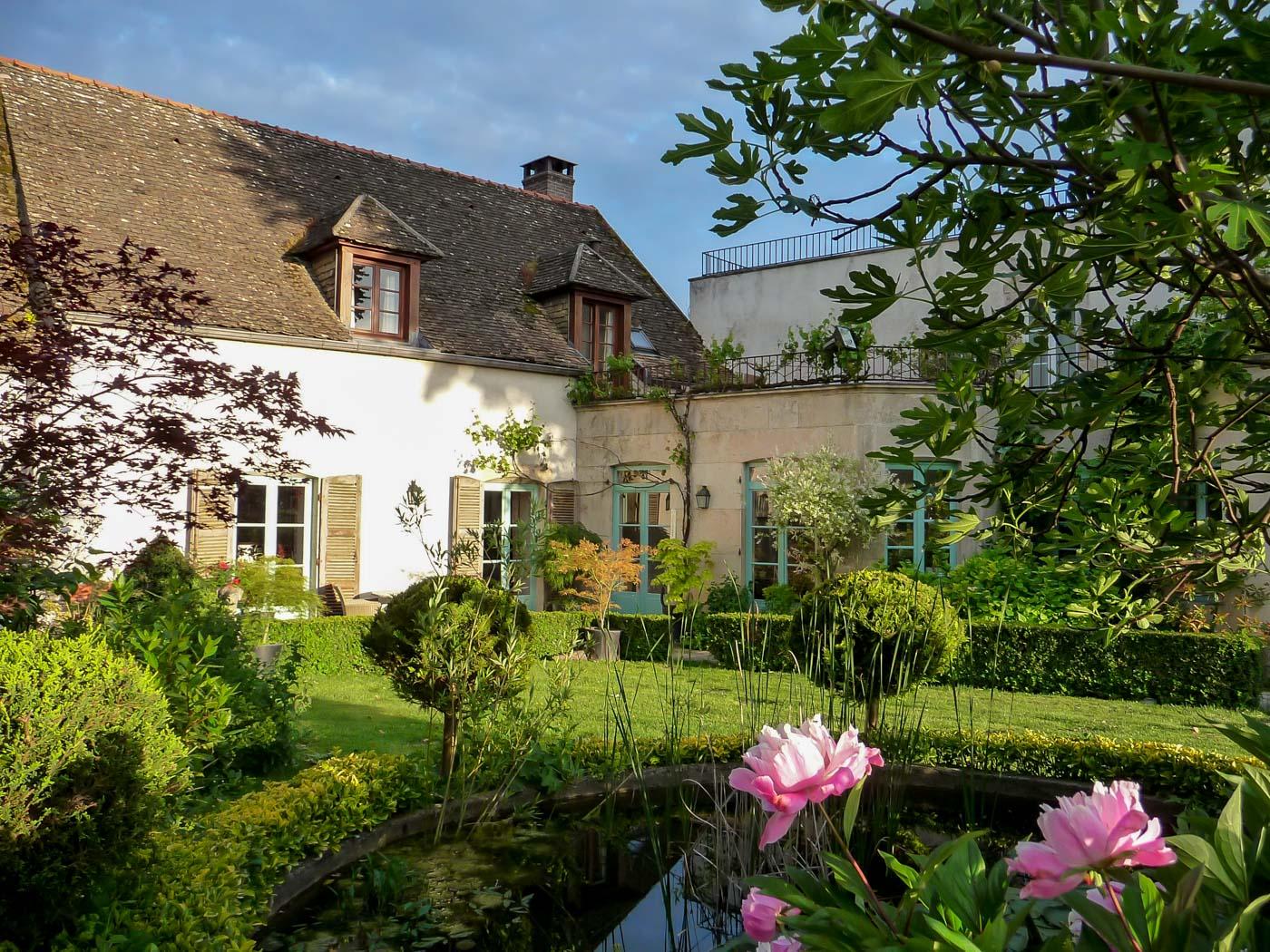 Hotel Villa Louise Beaune